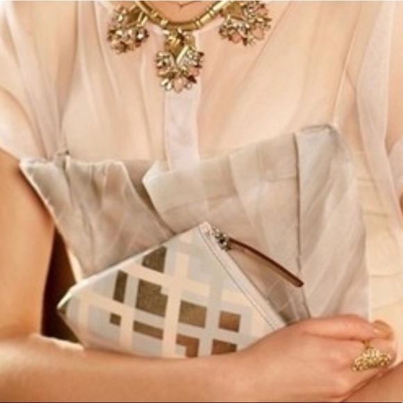 Stella & Dot Handbags - Stella & Dot Capri Pouch